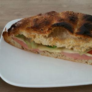 #theHoff kocht Papa Futter: türkisches Sandwich